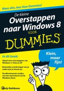 De kleine overstappen naar Windows 8 voor Dummies